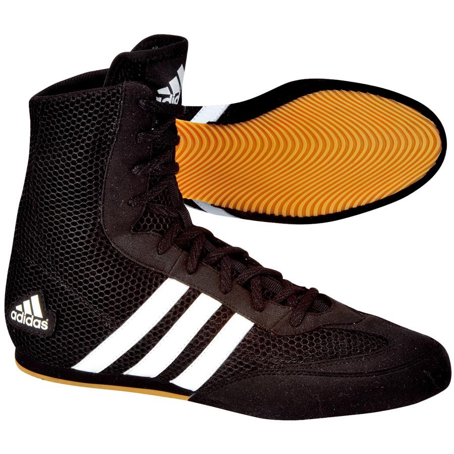 Boxing shoes Adidas BOX HOG - ADIDAS BOXING - MARTIAL SPORTS  e5c09354e4f