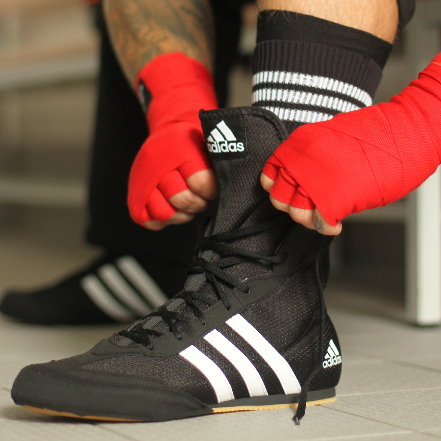 Boxerské boty Adidas BOX HOG - ADIDAS BOXING - BOJOVÉ SPORTY  4038b231eb2