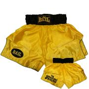 Thaibox shorts BAIL DECENT 74, Satin