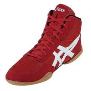 Boxing shoes ASICS Matflex 5, Red