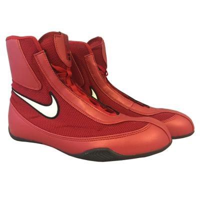 Boxing shoes NIKE Machomai Mid, Red