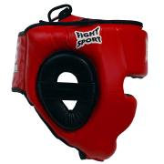 Head guard BAIL SPARRING - FIGHT SPORT, Leather