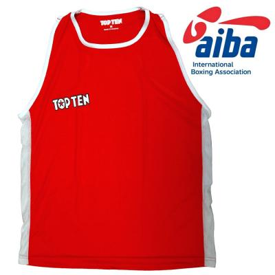 Boxing vest TOP TEN, Polyester