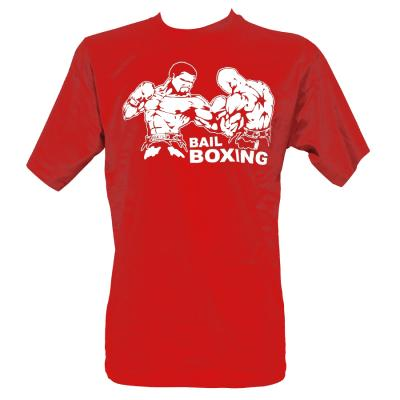 T-shirt BAIL BOXING (man), Cotton