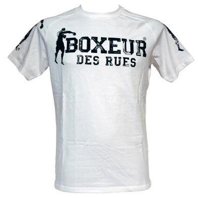 Man T-shirt BOXEUR, Cotton+Elastane