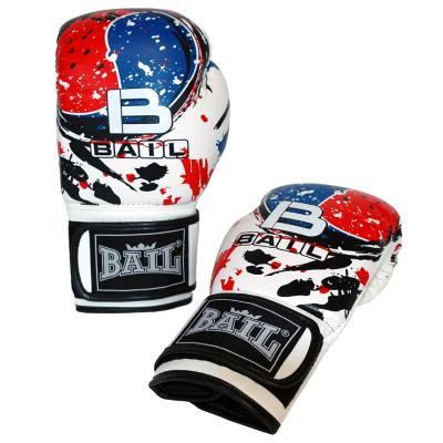 Boxing gloves BAIL 10 oz - 02, PU