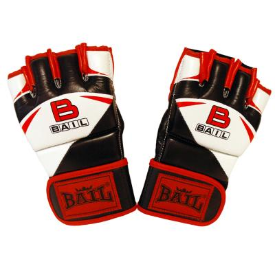 MMA gloves BAIL 14, Leather