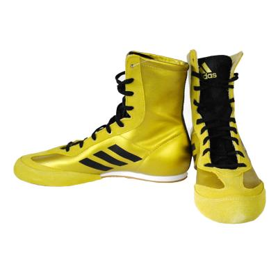 Boxing shoes Adidas BOX HOG - SPECIAL, Leather