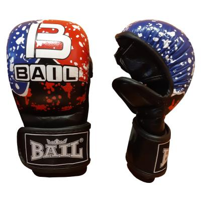 MMA gloves BAIL GRAPPLING 03, Leather