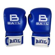 Boxing gloves BAIL-BLUE 12 oz, Leather