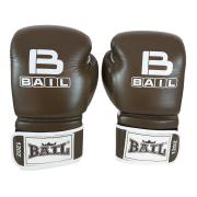 Boxing gloves BAIL-BROWN 12 oz, Leather