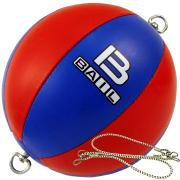 Punching ball BAIL with flexible ropes, Leather