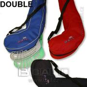 Floorball stick bag DOUBLE, Polyester