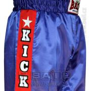 Trousers KICKBOX BAIL 01, Satin