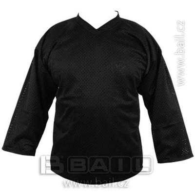 Ice hockey training jersey for PLAYERS BLACK