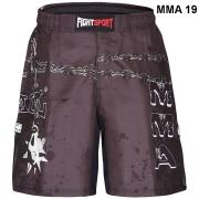 MMA shorts BAIL 19, Polyester