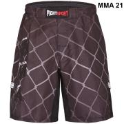 MMA shorts BAIL 21, Polyester