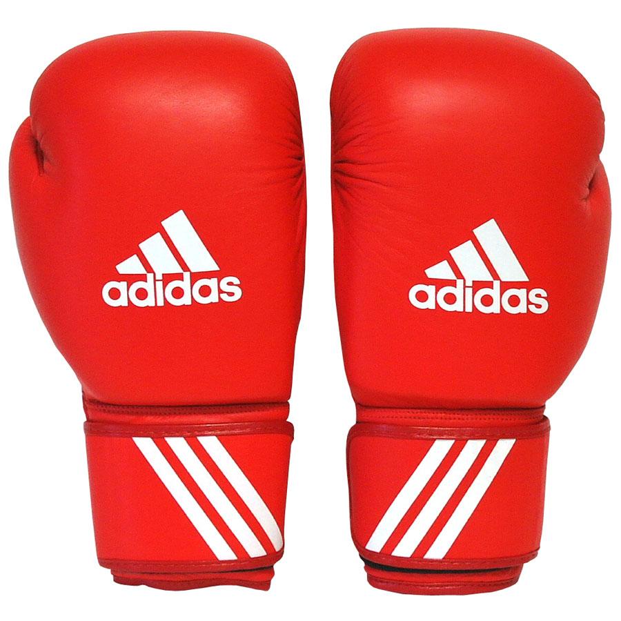 0c59c3d7f Boxerské rukavice ADIDAS AIBA, 10-12 oz, Kůže - ADIDAS BOXING ...