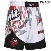 MMA shorts BAIL 24, Polyester