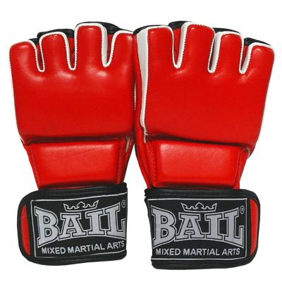 MMA gloves, Leather, model-01