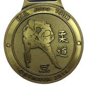 1. place - gold BAIL JUDO