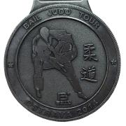 2. place - silver medal BAIL JUDO