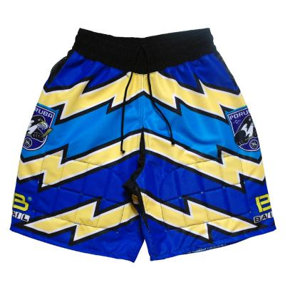 Hokejbal shorts BAIL FLY, Polyester/Sublim