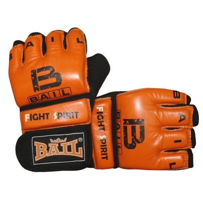 MMA gloves BAIL FIGHT SPIRIT, Leather