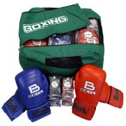 Boxing set BAIL - LEOPARD 6