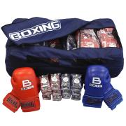 Boxing set BAIL - LEOPARD 12