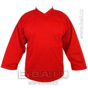Ice hockey training jersey for PLAYERS RED