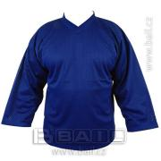 Ice hockey training jersey for GOALKEEPER BLUE