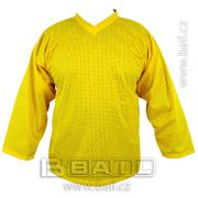 Ice hockey training jersey for GOALKEEPER YELLOW