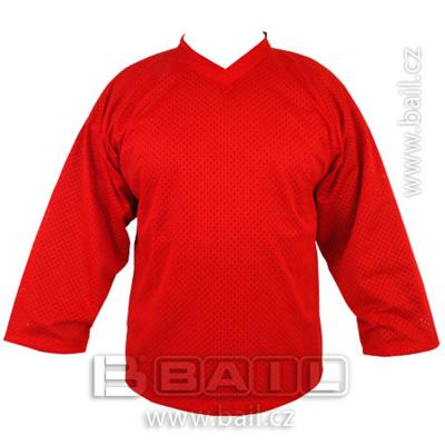 Ice hockey training jersey for GOALKEEPER RED