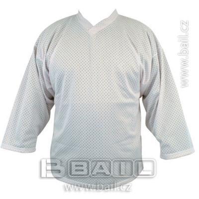 Ice hockey training jersey for GOALKEEPER WHITE