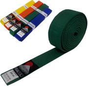 Judo belt GREEN, Cotton