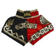 Thai boxer shorts BAIL-EXCLUSIVE 56, Satin