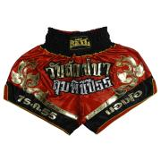 Thai boxer shorts BAIL-EXCLUSIVE 53, Satin