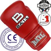 Boxing gloves BAIL - LEOPARD 10-12oz, Leather