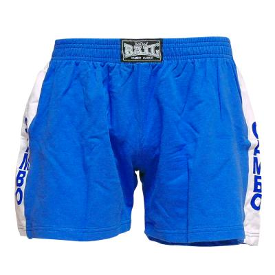 Blue sambo short, Cotton
